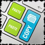 Copy Paste Keyboard Shortcut