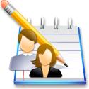 Copy Paste Software Testimonials Icon